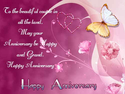 Anniversary Be Happy And Grand