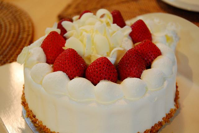relationship cake