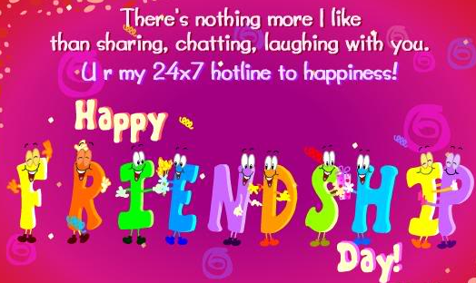 friendship day 2015