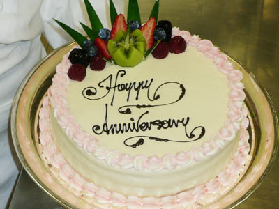 happy anniversary cakes