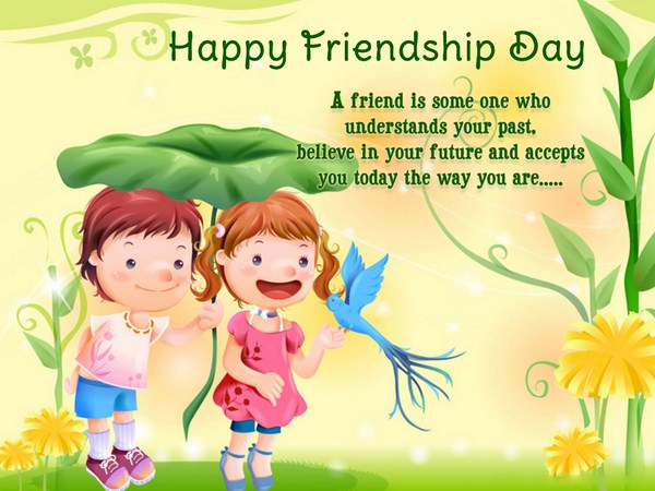 friendship animated wallpapers